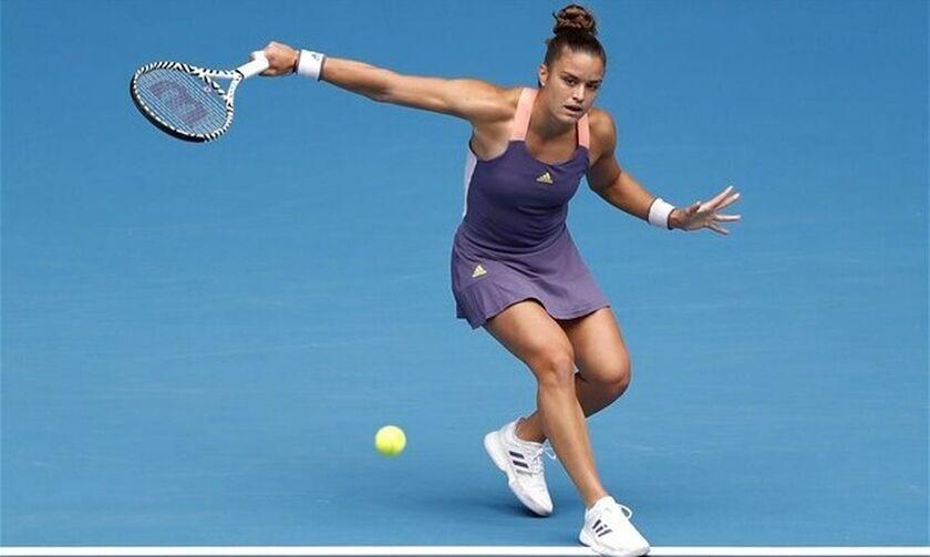 Australian Open: Πρόωρος αποκλεισμός για Σάκκαρη (vid)