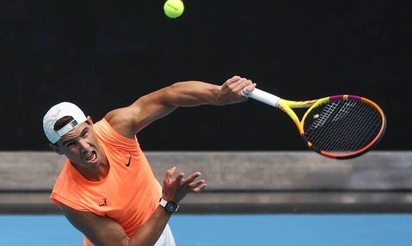 Australian Open: Εύκολη νίκη για Ναδάλ, 3-0 τον Τζέρε στην πρεμιέρα