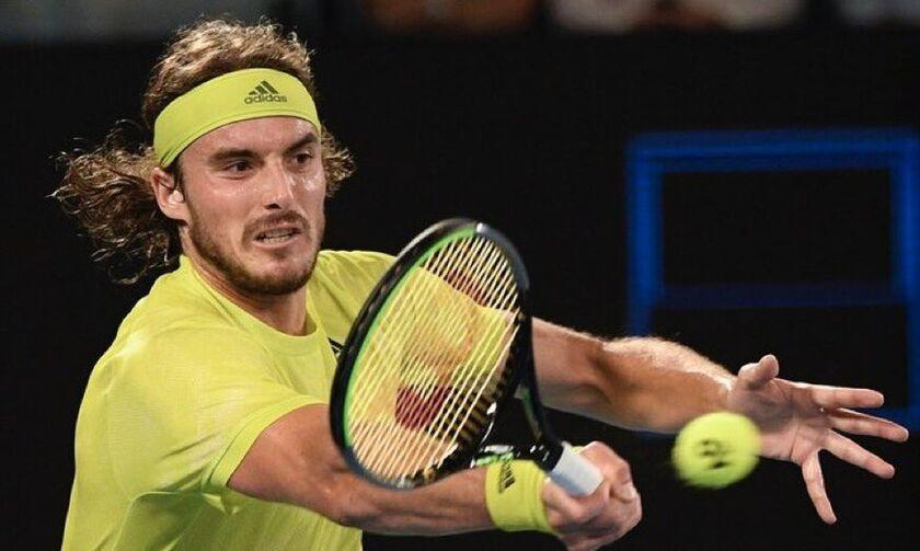 Australian Open: Χαμός στο γήπεδο - Ο Τσιτσιπάς «απείλησε» να φύγει από τη συνέντευξη (vid)