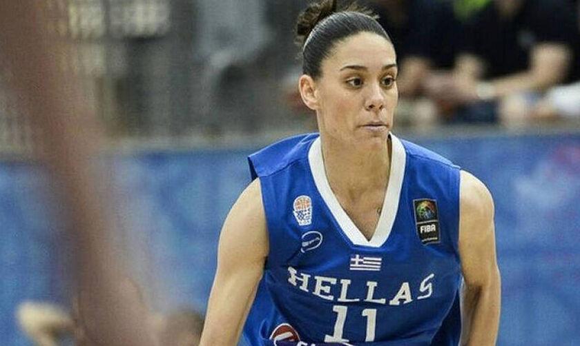 Η Αγγελική Νικολοπούλου για την πρόκριση της Εθνικής στο Eurobasket 2021