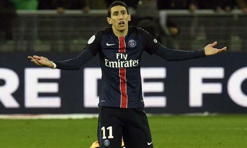 «Νοκ άουτ» στο πρώτο ματς κόντρα στην Μπαρτσελόνα για το Champions League ο Ντι Μαρία
