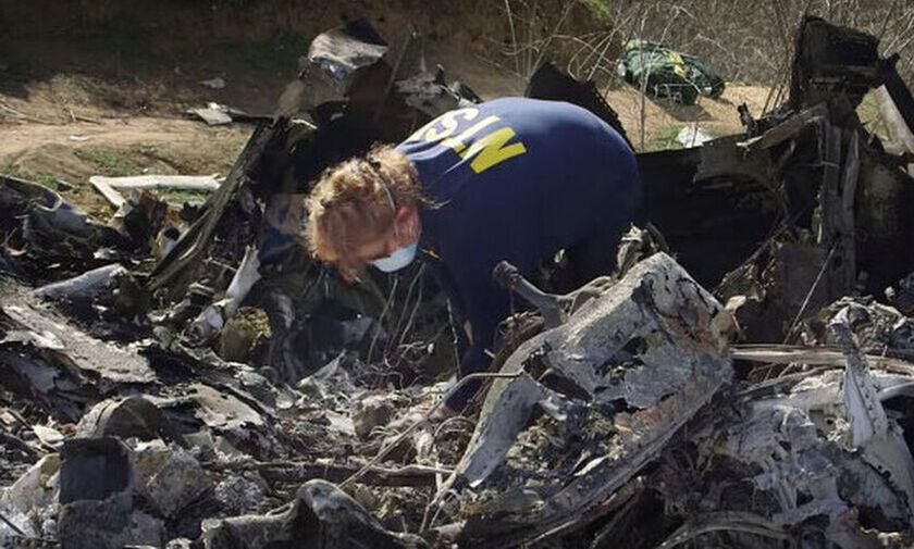 Θάνατος Κόμπι: Το πόρισμα αναφέρει λάθος του πιλότου