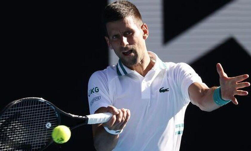 Australian Open: Ζορίστηκε, αλλά προκρίθηκε ο Τζόκοβιτς
