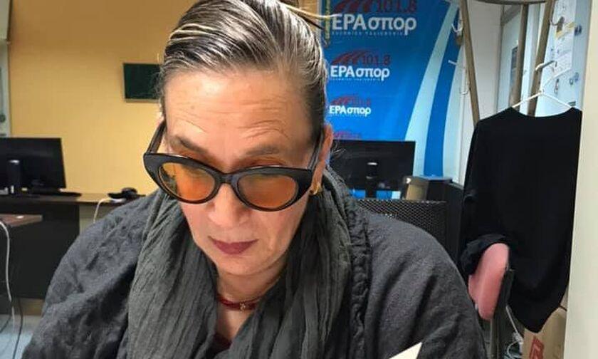 Συγκλονιστική Λίνα Νικολακοπούλου, τίμησε τα θύματα της Θύρας 7 (audio)