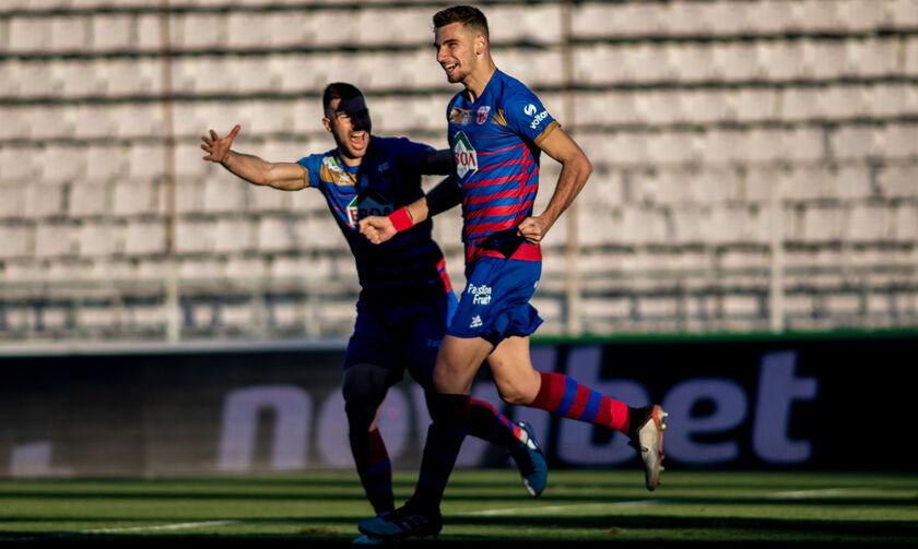 ΑΕΚ - Βόλος: Το γκολ του Μήτογλου για το 4-2 (vid)