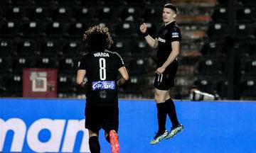 ΠΑΟΚ - Λαμία 5-2: Ξέσπασαν στο δεύτερο μέρος οι Θεσσαλονικείς (highlights)