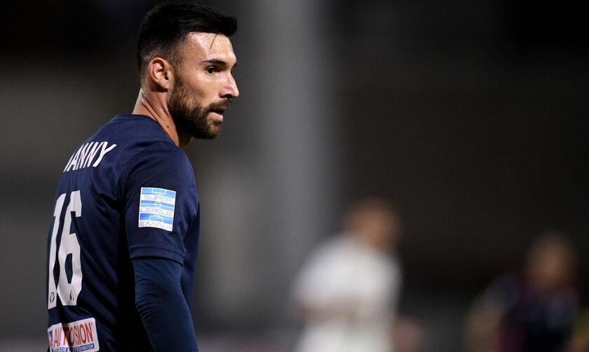 ΠΑΟΚ - Λαμία: Το γκολ του Μπεχαράνο για το 2-2 (vid)