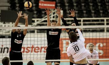 Volley League ανδρών, γυναικών: Νίκες Παναθηναϊκού, ΠΑΟΚ (αποτελέσματα, βαθμολογίες)