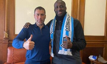 Bοηθός προπονητή στην Ουκρανική Ολιμπίκ Ντόνετσκ ο Γιάγια Τουρέ!