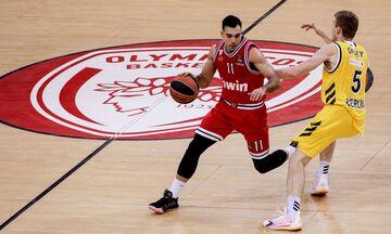 Ολυμπιακός: Οι μεγάλες αδυναμίες στις 24 πρώτες αγωνιστικές της Euroleague