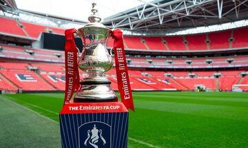 FA CUP: H κλήρωση στα προημιτελικά: Έβερτον-Μάντσεστερ Σίτι το μεγάλο ματς