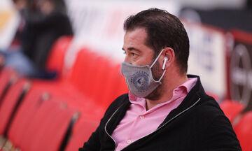 Τσάπας: «Ο Βασιλακόπουλος είναι για το Hall of Fame των παραγόντων, αλλά τέλειωσε πια»