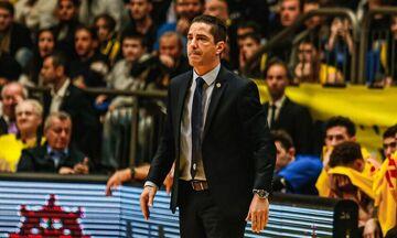 Μακάμπι: O Σφαιρόπουλος στον τελικό Κυπέλλου στο Ισραήλ (vid)