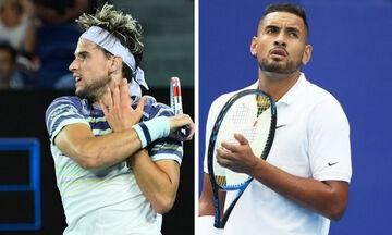 Australian Open: Ο Τιμ «ίδρωσε» για να αποκλείσει με ανατροπή τον Κύργιο!