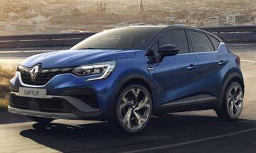 Νέο Renault Captur R.S. Line με σπορ αέρα