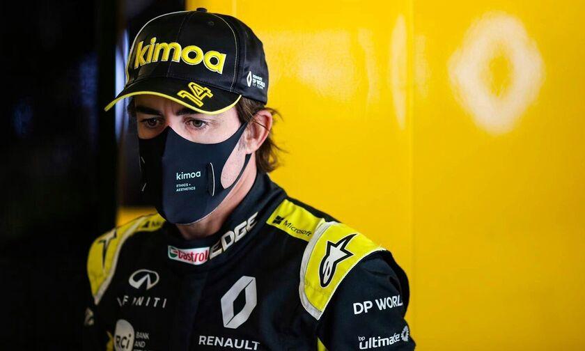 Formula 1: Χειρουργήθηκε επιτυχώς ο Αλόνσο