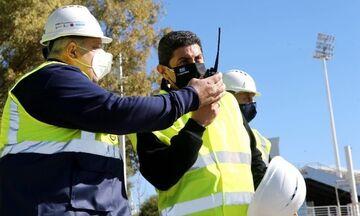 Αυγενάκης: Φτιάχνουμε το μεγαλύτερο Κέντρο Υγρού Στίβου στην Ευρώπη στο ΟΑΚΑ!