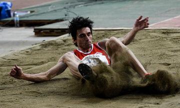 Πανελλήνιο Πρωτάθλημα κλειστού στίβου: Ανίκητος ο Τσιάμης έφτασε τις 15 νίκες-vid