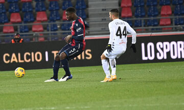 Serie A: Πήρε βαθμό στην Μπολόνια η Μπενεβέντο (highlights)