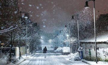 Καιρός: Χιονόνερο, βροχές, ισχυροί άνεμοι και πτώση της θερμοκρασίας