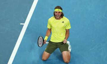 Τσιτσιπάς - Ιμέρ 3-0: Ξανά στους «16» του Australian Open ο Στέφανος!
