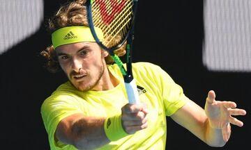 Τσιτσιπάς: Το όνειρο του Grand Slam και η... υπογραφή στην κάμερα