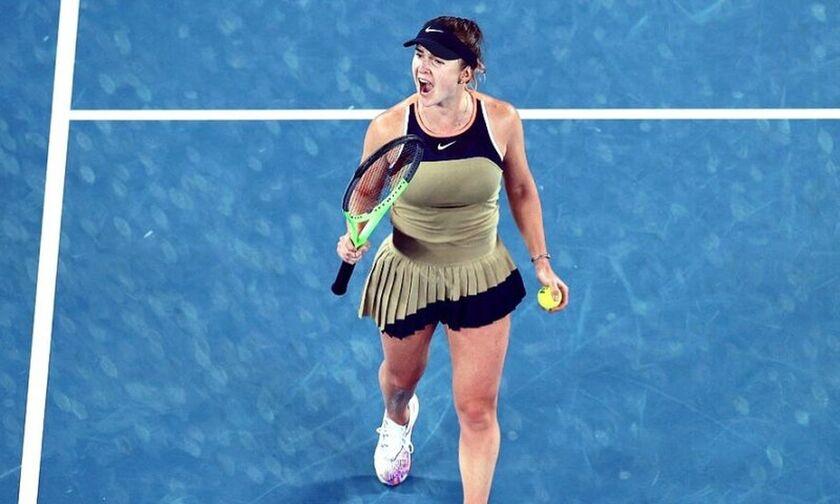Australian Open: Ζορίστηκε ο Μεντβέντεφ, εύκολα η Σβιτολίνα