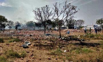 Ινδία: Έκρηξη σε εργοστάσιο βεγγαλικών - Τουλάχιστον 19 θύματα και 34 τραυματίες