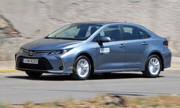 Υβριδικό Toyota Corolla sedan σε τιμή για καπάρο