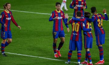 La Liga: Μιας πεντάρας... Αλαβές για την Μπαρτσελόνα (highlights)