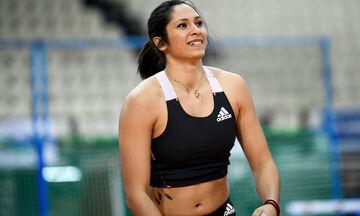 Πανελλήνιο Πρωτάθλημα κλειστού στίβου: Έχασε η Στεφανίδη από την Πόλακ! (vids)