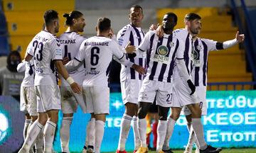 Απόλλων Σμύρνης - Ατρόμητος 2-1: Εντός έδρας νίκη τέσσερις μήνες μετά! (highlights)