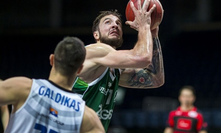 Ζαλγκίρις - Λιετκαμπέλις στον τελικό του Κυπέλλου Λιθουανίας (vids)