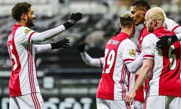 Eredivisie: «Ηρακλής» ο Άγιαξ στο +6 από την Αϊντχόφεν (highlights)