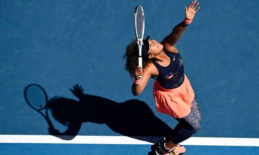 Australian Open: Στα προημιτελικά η Οσάκα, 2-1 την Μουγκουρούθα