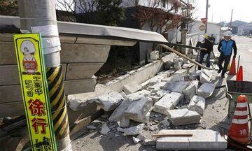 Ιαπωνία: Τουλάχιστον 100 τραυματίες μετά τον σεισμό στη Φουκουσίμα
