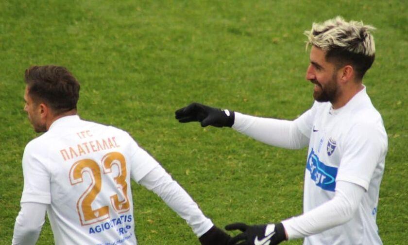 Ιωνικός - ΑΕ Καραϊσκάκης: Ξανά ο Κάστρο και 1-0 οι Νικαιώτες (vid)