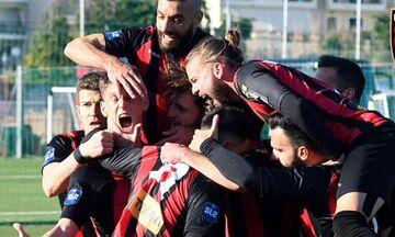 Παναχαϊκή - Λεβαδειακός: Αραβίδης και 1-0 οι Πατρινοί (vid)