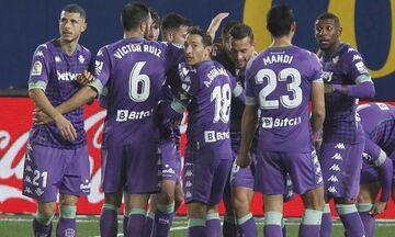 La Liga: Η Μπέτις βύθισε το «υποβρύχιο» - Νίκησε τις «νυχτερίδες» η Ρεάλ Μαδρίτης (highlights)!