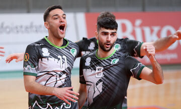 Volley League Ανδρών: Ο Μίλων νίκησε τον Παναθηναϊκό!