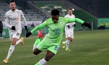 Bundesliga: «Χ»αμένοι... στην ισοπαλία Βόλφσμπουργκ και Γκλάντμπαχ (highlights)
