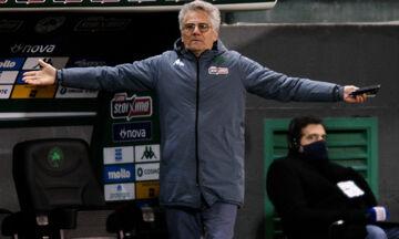 Μπόλονι: «Δεχθήκαμε την κυριαρχία του Ολυμπιακού, καλή επιτυχία με την Αϊντχόφεν»
