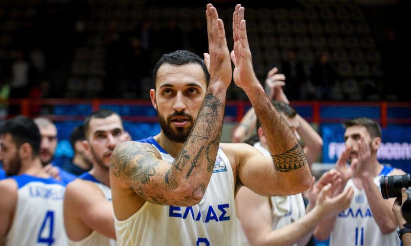 ΚΑΕ ΑΕΚ: «Ανέκαθεν τιμούμε και σεβόμαστε την εθνική ομάδα μπάσκετ»