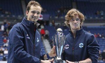 Australian Open: Ρωσικός «εμφύλιος» Ρούμπλεφ - Μεντβέντεφ στα προημιτελικά