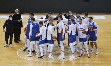 Εθνική ομάδα μπάσκετ: Αναχωρεί για Λετονία/ Κλήθηκε και ο Παπαδάκης