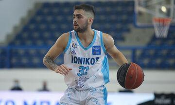 Τολιόπουλος: «Είδωλο μου ο Σπανούλης, τιμή να παίζω στην Εθνική»