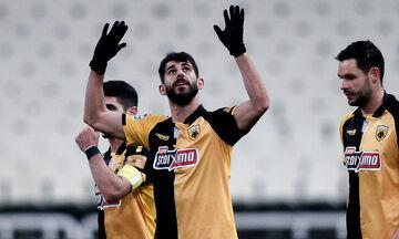 ΑΕΛ - ΑΕΚ: Το γκολ του Ολιβέιρα για το 0-2 (vid)