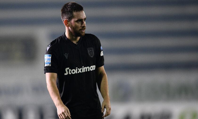 ΠΑΣ Γιάννινα - ΠΑΟΚ: Το γκολ του Ζίβκοβιτς για το 0-1 (vid)