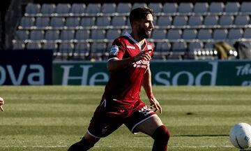 ΑΕΛ - ΑΕΚ: Το γκολ του Νικολιά για το 1-2 (vid)