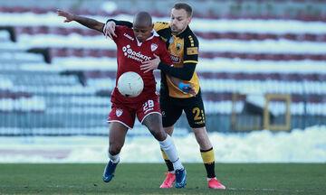 ΑΕΛ - ΑΕΚ: Το γκολ του Ακούνια για το 2-2 (vid)